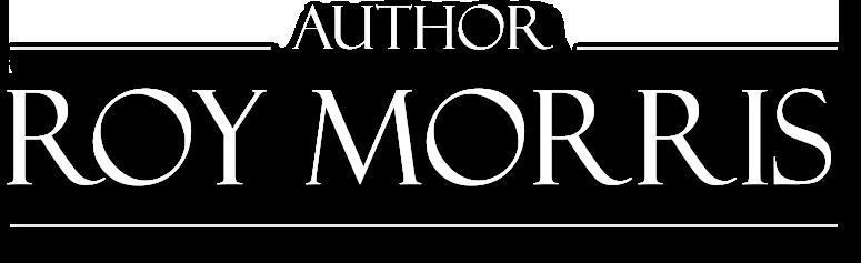 Author Roy Morris